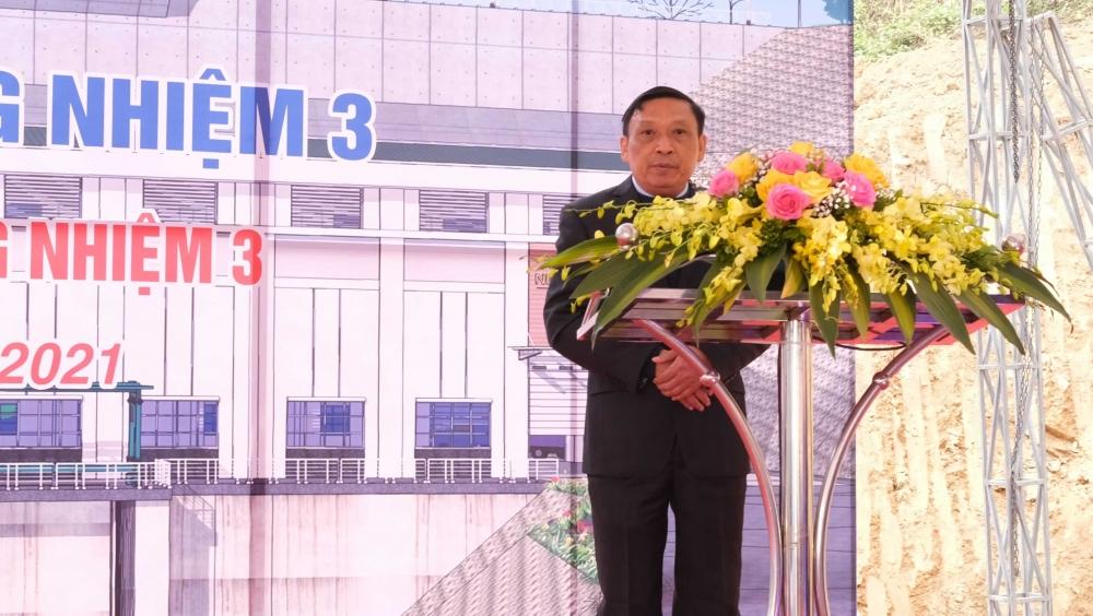 Ông Bùi Đình Sơn - Chủ tịch HĐQT Công ty cổ phần Licogi 13