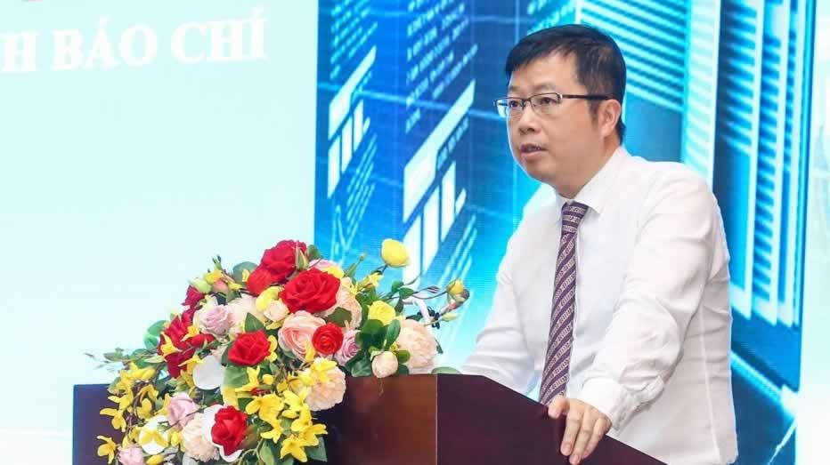 Ông Nguyễn Thanh Lâm -Cục trưởng Cục Báo chí - Bộ thông tin và Truyền thông