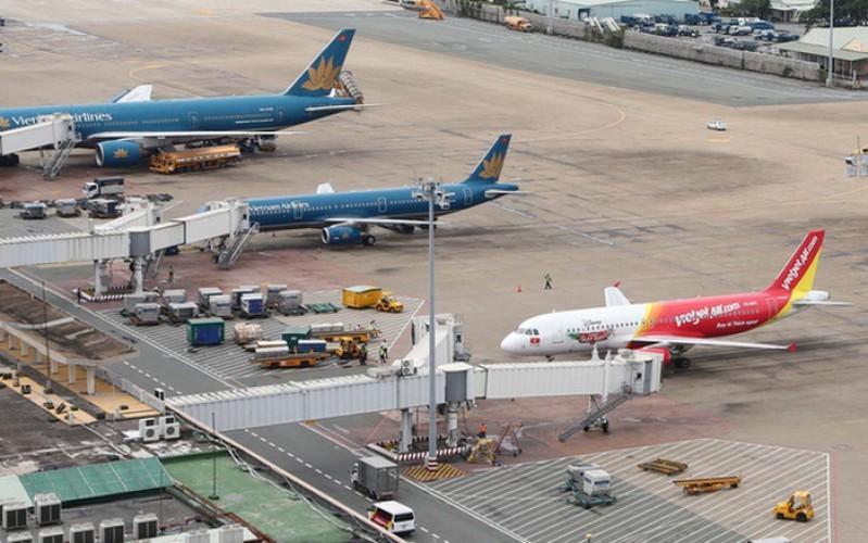 Hà Nội chưa tiếp nhận các đường bay nội địa dù đã áp dụng Chỉ thị nới lỏng giãn cách gần 1 tuần