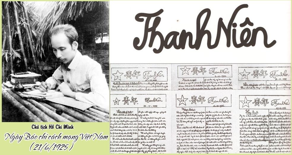 Nền Báo chí Cách mạng Việt Nam luôn gắn liền với dân tộc và đất nước