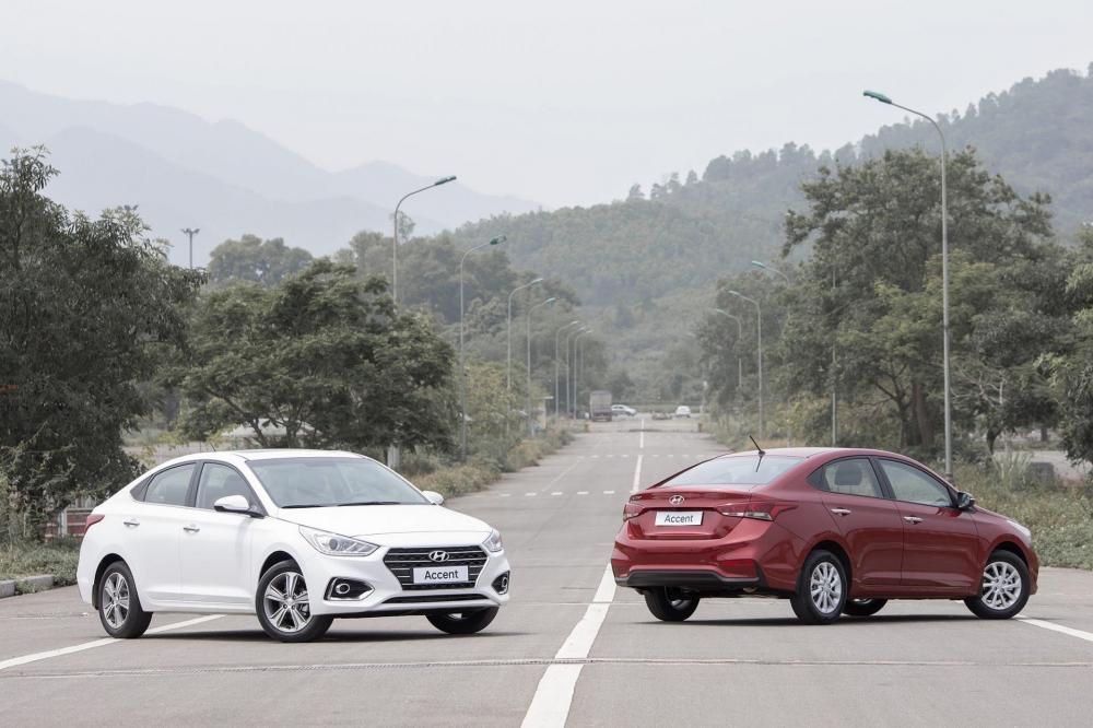 Accent - Mẫu xe bán chạy nhất tại thị trường Việt Nam của Hyundai