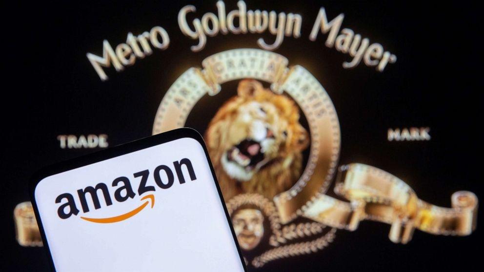 """Amazon & MGM sẽ là sự kết hợp giữa kho phim """"khổng lồ"""" với nền tảng trực tuyến có độ phủ lớn"""