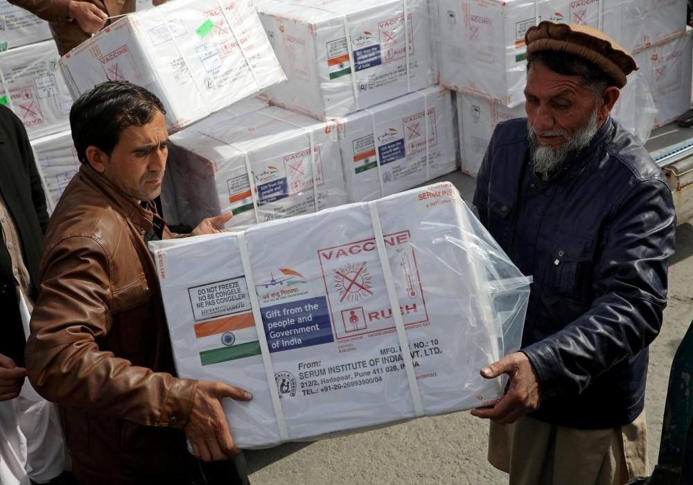 Ấn Độ vẫn luôn được xem là công xương dược phẩm của thế giới