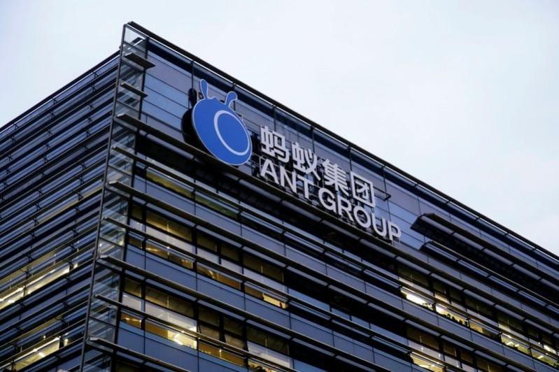 """Ant Group đang """"trượt dài"""" trên thị trường tài chính kể từ khi kế hoạch IPO bị huỷ vào """"phút chót"""""""