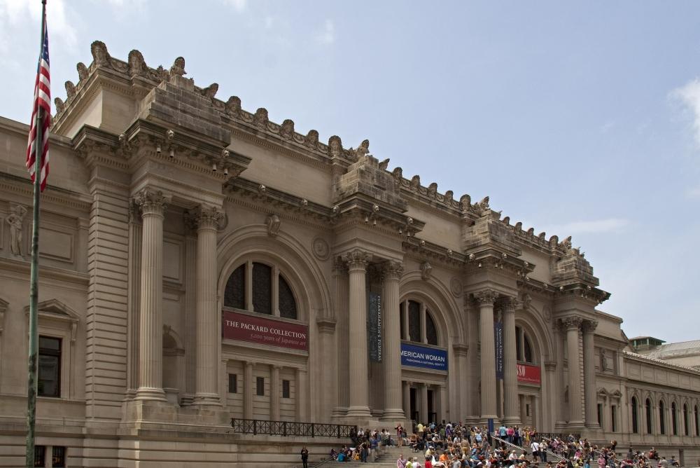 Một trong hai toà nhà tại Thành phố New York của Viện Bảo tàng Mỹ thuật Metropolitan