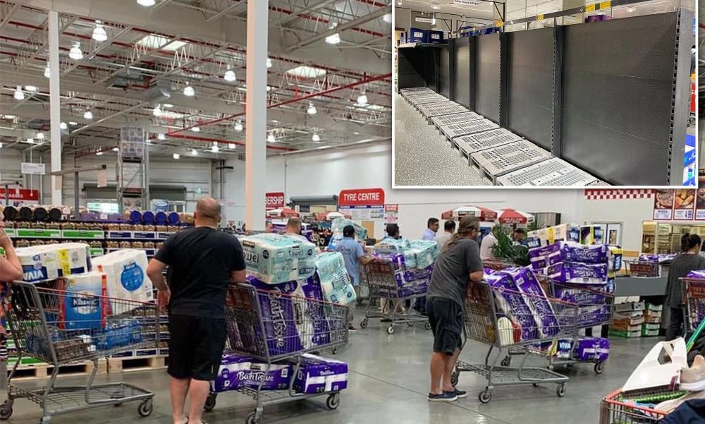 Trong khi lượng hàng hoá tồn kho xuống mức rất thấp do nhu cầu sử dụng lớn của người dùng khi thực hiện các lệnh giãn cách xã hội