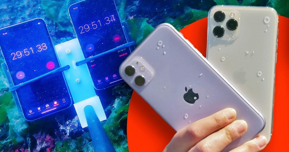 Apple không nhắc đến điều kiện cụ thể để iPhone chống nước trong các quảng cáo dễ gây hiểu lầm với người tiêu dùng
