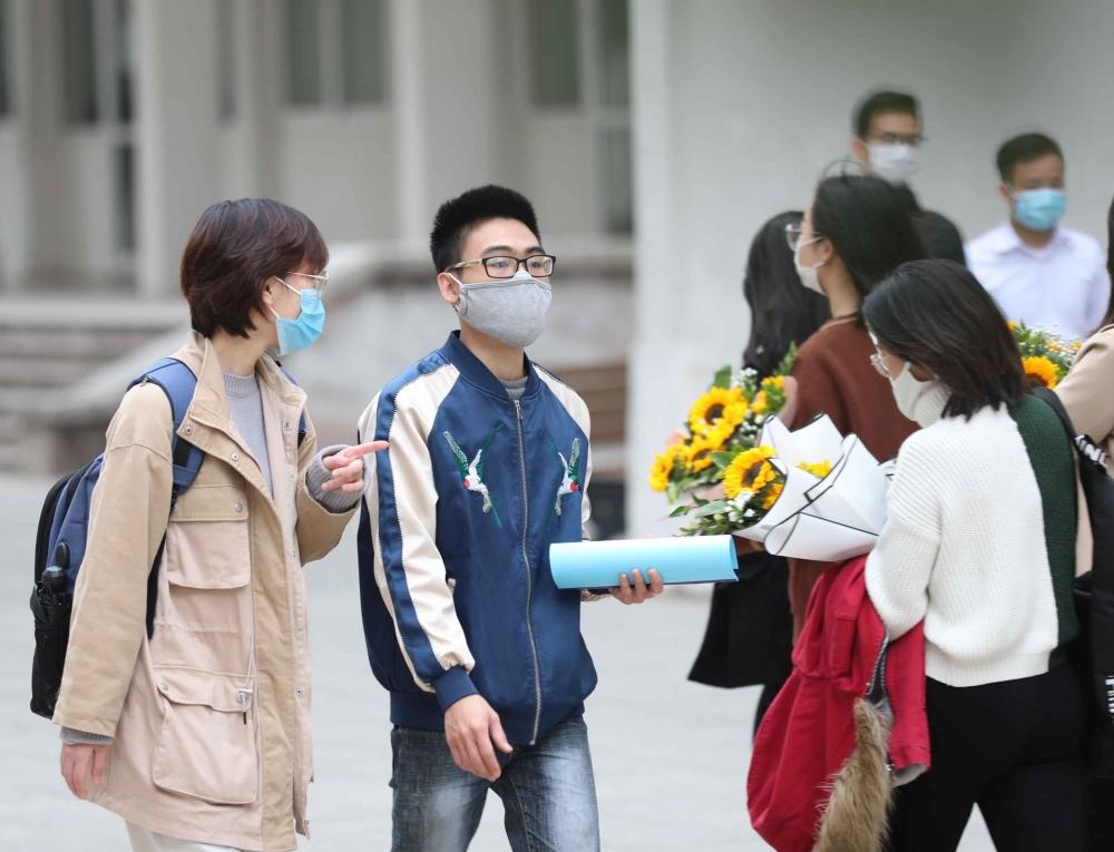 Các thí sinh tham gia kỳ khảo sát năng lực học sinh THPT được xác định là an toàn khi ở khu vực không có dịch kể từ ngày 15/5
