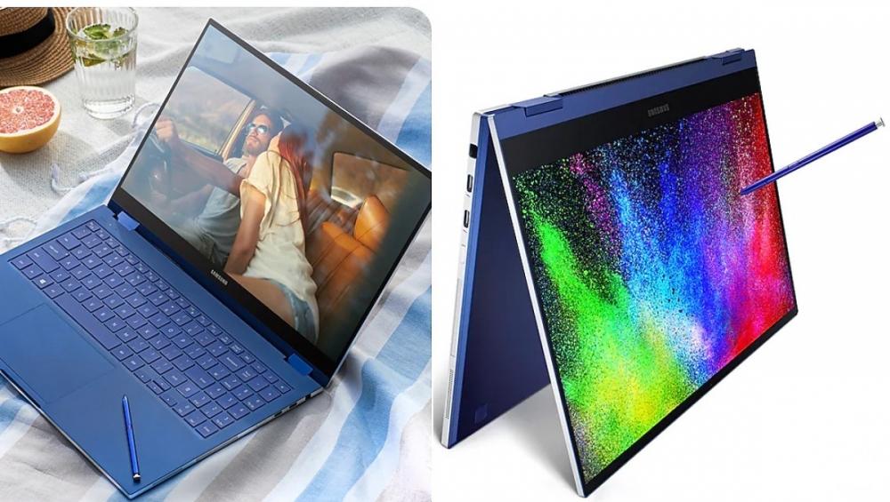 """Cặp laptop """"đặc biệt"""" được ra mắt người dùng trong sự kiện trực tuyến cũng """"đặc biệt"""""""