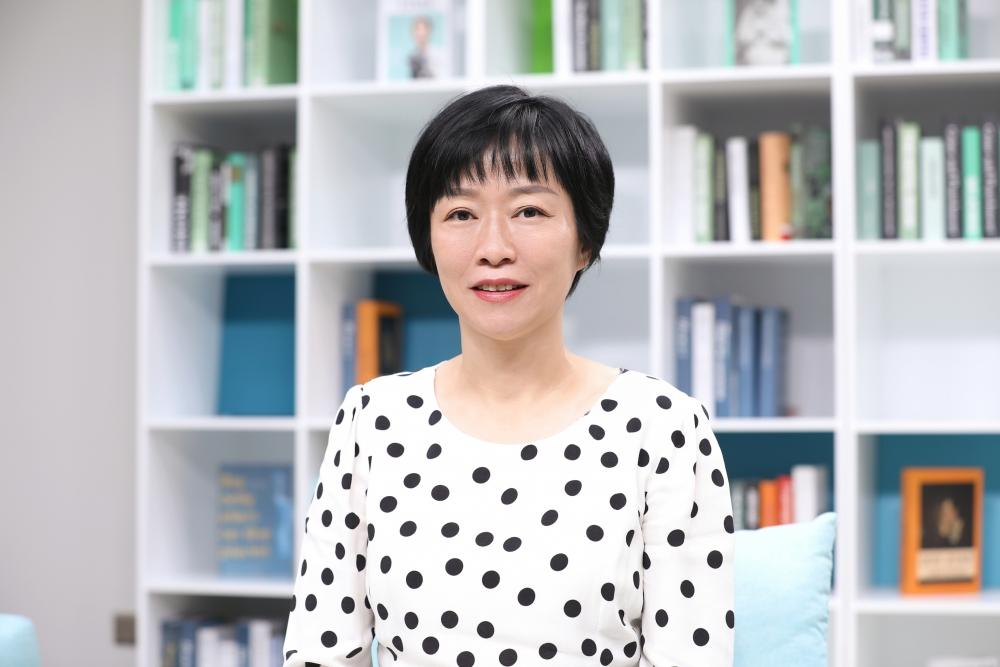 Phó Chủ tịch Cao cấp và Giám đốc Hội đồng Quản trị của Huawei Catherine Chen
