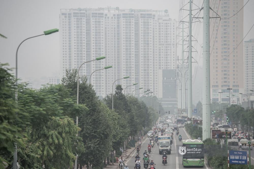 Không khí ở Hà Nội hôm nay chỉ gây ảnh hưởng đến người già và trẻ nhỏ