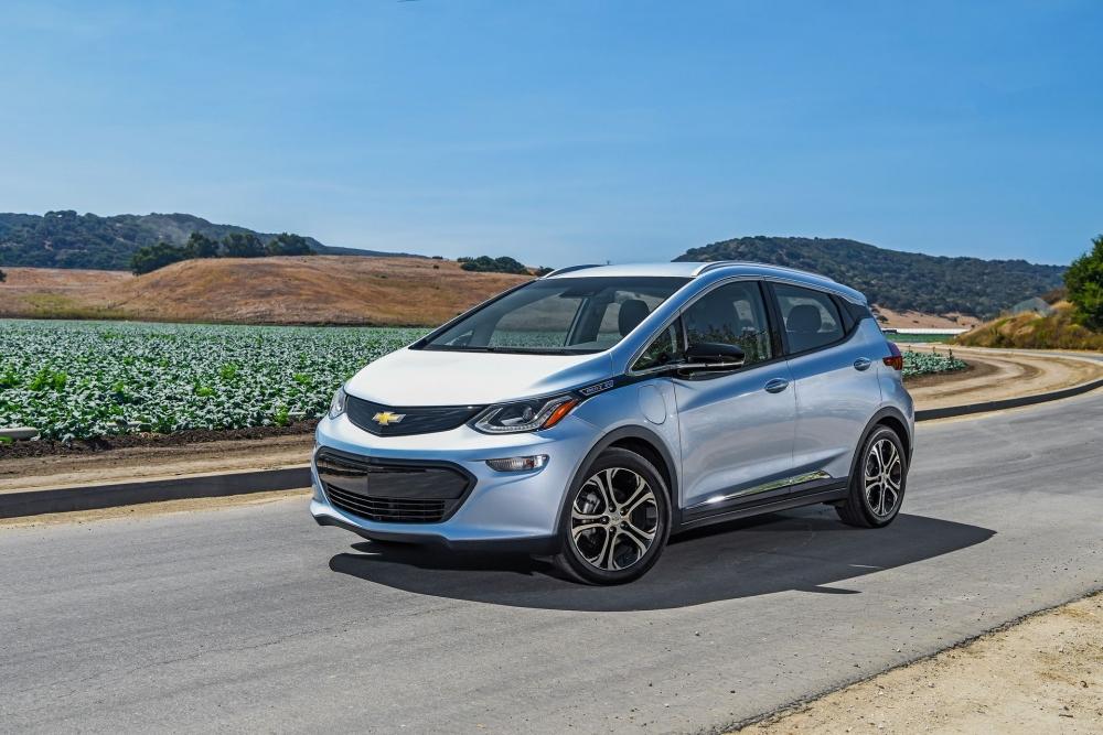 Chevrolet Bolt được sản xuất trong giai đoạn 2017 - 2019 bị lỗi ở pin điện cao áp