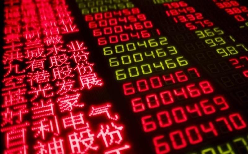 """Hang Seng - Chỉ số chứng khoán công nghệ của Trung Quốc ghi nhận ngày """"đỏ lửa"""" trên thị trường"""
