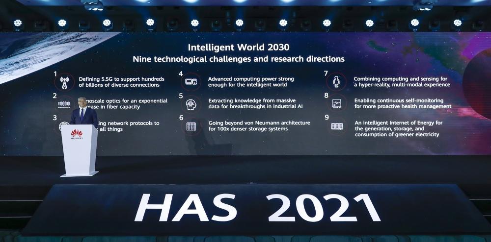 Huawei công bố 9 định hướng trong thập niên tới tại sự kiện