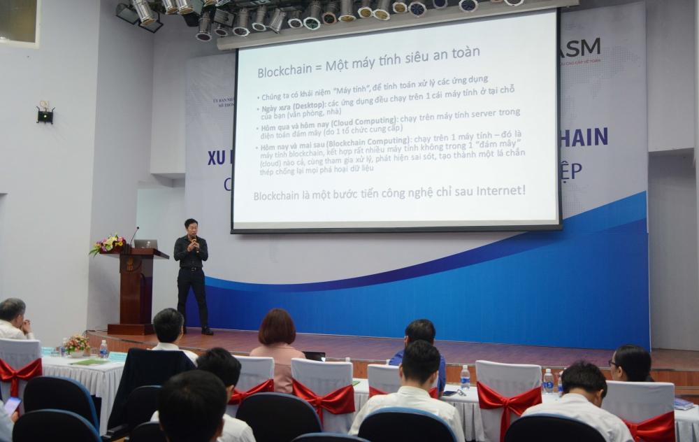 Chính quyền điện tử Đà Nẵng sẽ được bảo đảm an ninh thông tin bởi máy tính siêu an toàn Blockchain