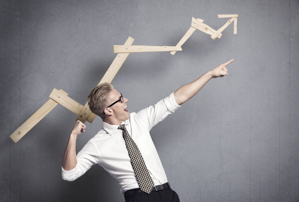 Thị trường chứng khoán Mỹ cũng đã phát đi những tín hiệu hồi phục triển vọng