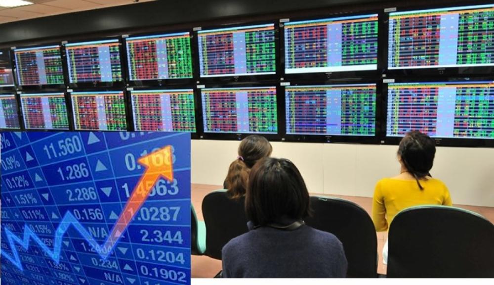 Chứng khoán phiên sáng 25/11: Đà tăng tiếp tục được duy trì nhờ vào các tín hiệu kinh tế lạc quan