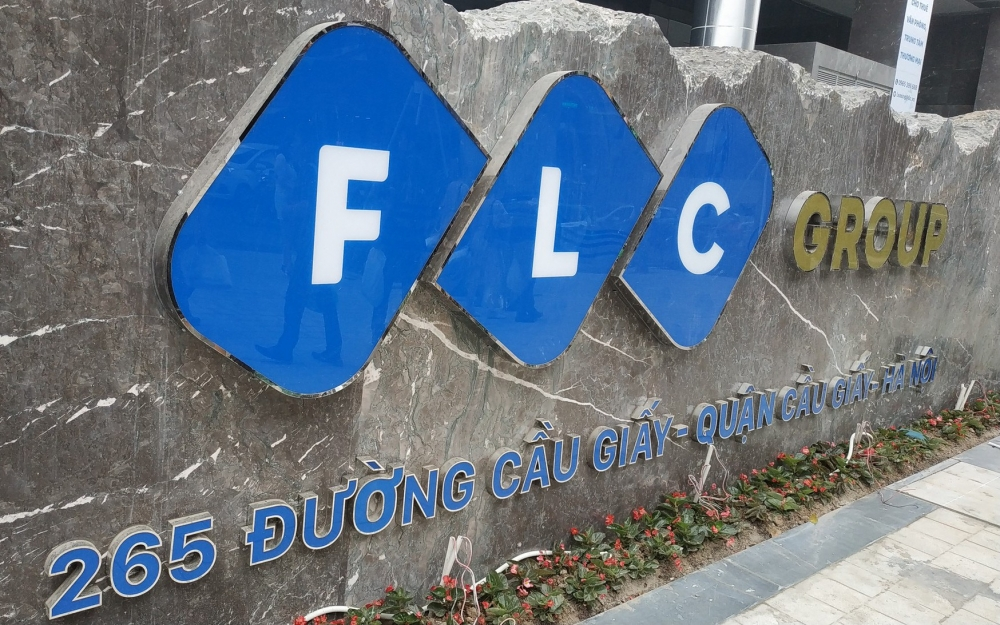 """Trong vài ngày gần đây thị trường """"dậy sóng"""" với các mã cổ phiếu trong hệ sinh thái FLC"""