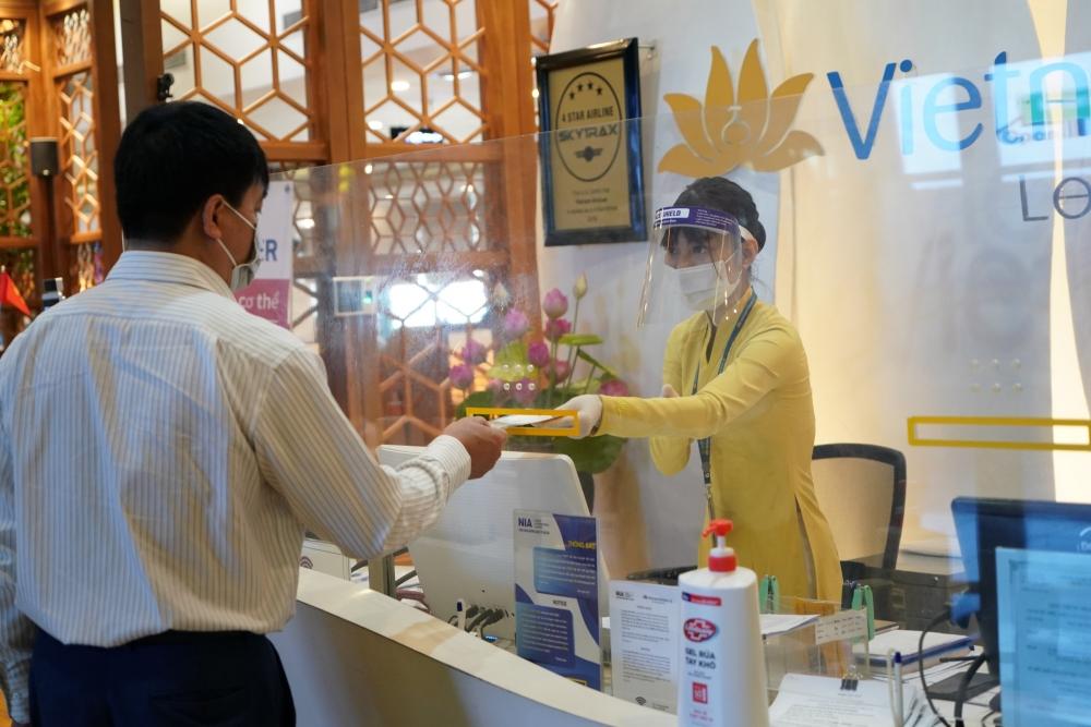 Các dịch vụ được Vietnam Airlines đặc biệt chú trọng để bảo vệ an toàn cho hành khách trong suốt hành trình