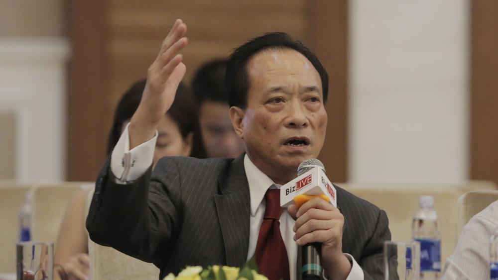 Chuyên gia tài chính Nguyễn Trí Hiếu