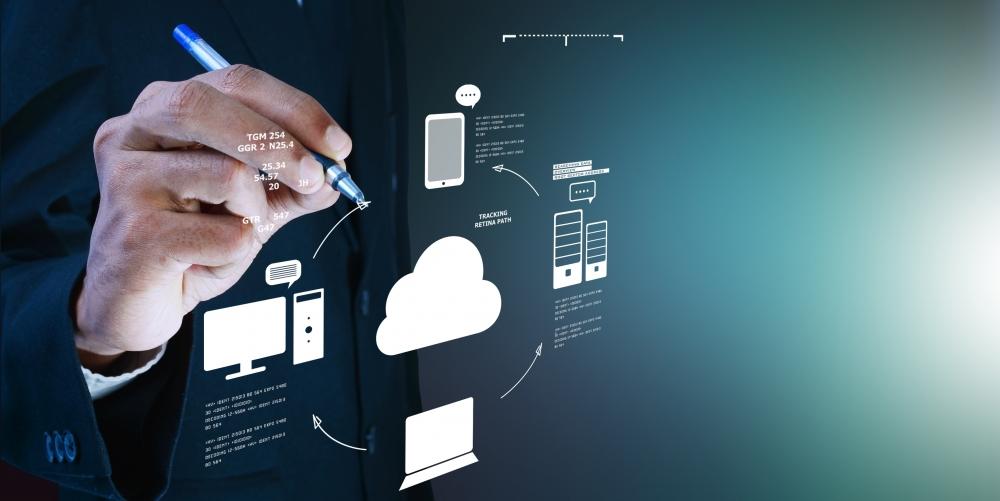 Dịch vụ điện toán đám mây được coi là nền tảng quan trọng trên hành trình xây dựng quốc gia số