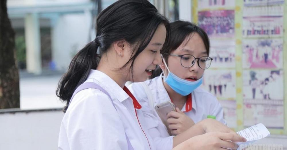 Hà Nội công bố điểm chuẩn vào lớp 10 THPT chuyên trên địa bàn Thủ đô