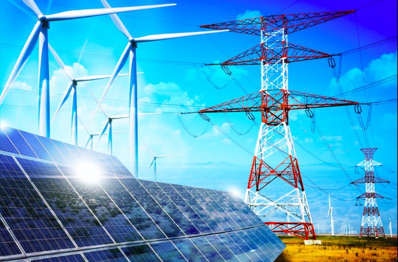 """Điện năng lượng tái tạo tăng trưởng """"nóng"""" trong thời gian qua khiến hạ tầng truyền tải bị """"hụt hơi"""""""