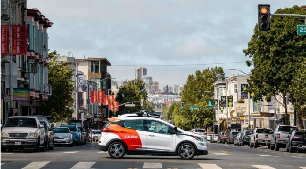 Dự án Cruise được GM và Microsoft kỳ vọng sẽ là đối thủ đáng gờm của Tesla
