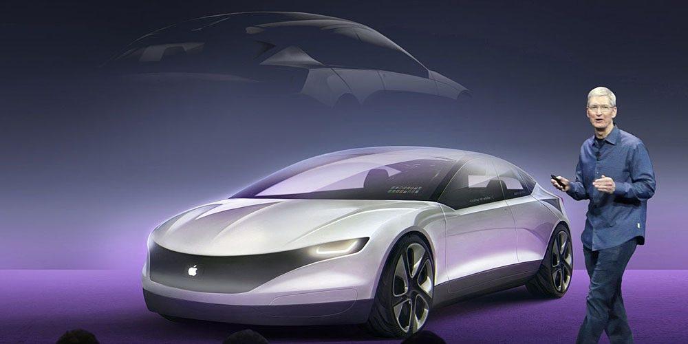 """Dự án Titan phát triển xe tự lái được Apple kỳ vọng sẽ giúp """"táo cắn dở"""" thoát khỏi cái bóng quá lớn iPhone gắn liền với tên tuổi của hãng"""