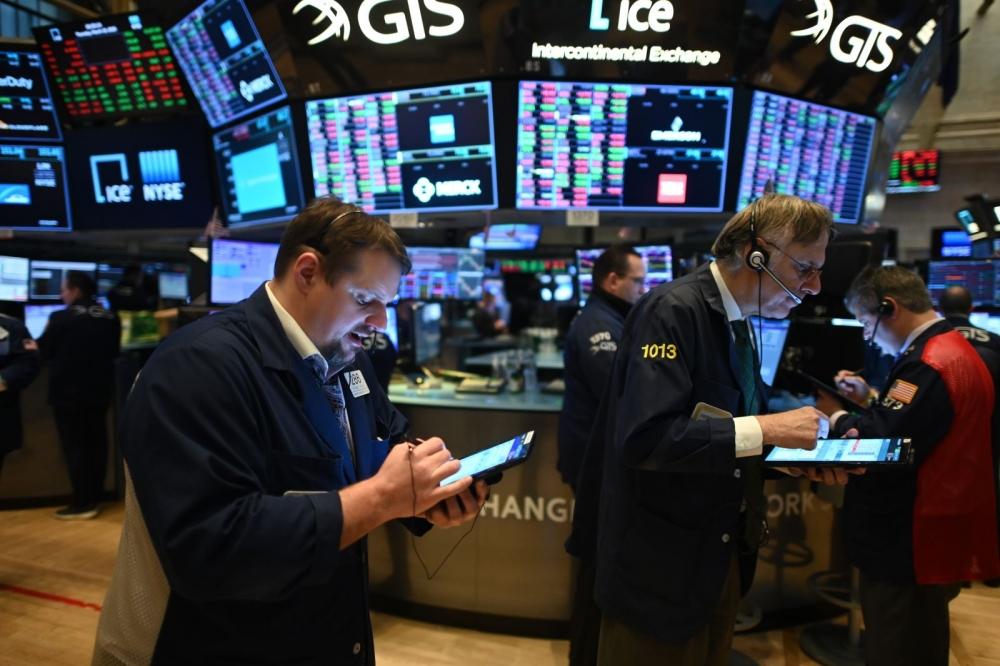 """Dự báo chứng khoán tuần tới trên thị trường thế giới sẽ là tuần giao dịch trong """"ảm đạm"""""""