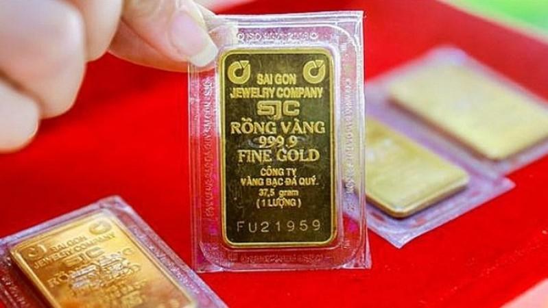 Dự báo giá vàng SJC trong nước ngày 27/9 sẽ là xu thế đi xuống trong ngày mở đầu tuần giao dịch