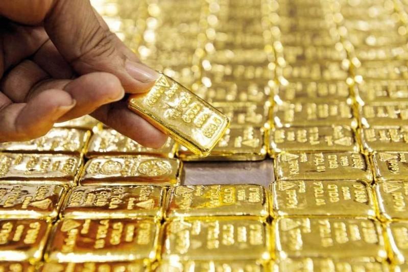 Dự báo giá vàng SJC trong nước ngày 8/9 được cac chuyên gia nhận định mất đi động lực tăng do sức ép của tình hình kinh tế khởi sắc