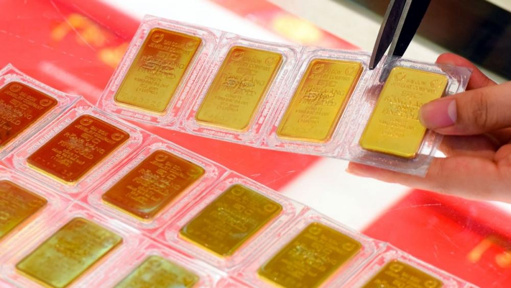 Dự báo giá vàng tuần tới sẽ là sức ép rất lớn từ trị giá đồng USD vẫn đang ngày một tăng