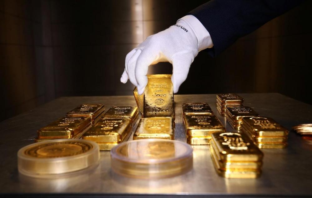 Dự báo giá vàng tuần tới trên thế giới xu thế giảm rõ nét trước áp lực của tín hiệu kinh tế lạc quan từ các gói kích thích