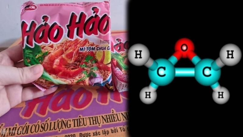 Chỉ tiêu về tồn dư chất cấm Ethylene Oxide trong thực phẩm cần sớm được luật hoá để bảo vệ sức khoẻ của người tiêu dùng