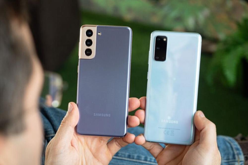 """Với cách ra mắt khác với truyền thống vẫn thường được Samsung áp dụng với những người """"anh em"""" giúp Galaxy S21 sớm đạt được doanh số 1 triệu chiếc"""