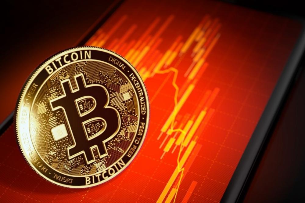 """Liên tiếp lao """"dốc không phanh"""" bitcoin đang ngày càng rời xa kỷ lục mới được thiết lập gần đây"""