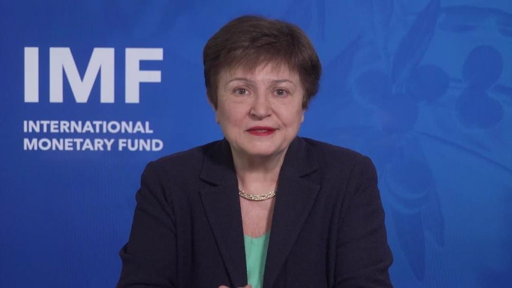 Tổng Giám đốc IMF Kristalina Georgieva: IMF đang xúc tiến kế hoạch 50 tỉ USD đẻ chấm dứt đại dịch trên toàn cầu