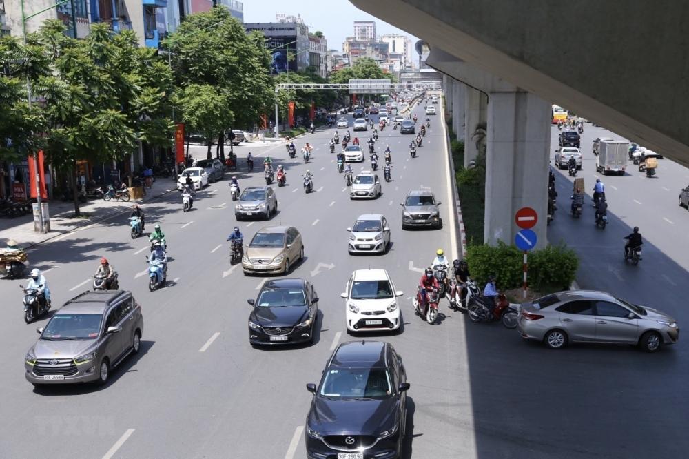 Nắng nóng tại Hà Nội được dự báo sẽ kéo dài đến ngày 17/5
