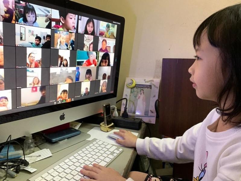 Học sinh lớp 1 sẽ được làm quen với việc dạy và học bằng hình thức trực tuyến trước khi chính thức bắt đầu vào truyền tải kiến thức