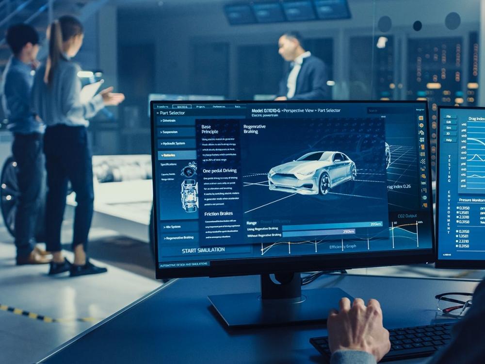 Kesight C-V2X mô phỏng gần như hoàn hảo các tình huống phục vụ đo kiểm khả năng của IoT siêu kết nối với các ô tô sử dụng công nghệ tự lái