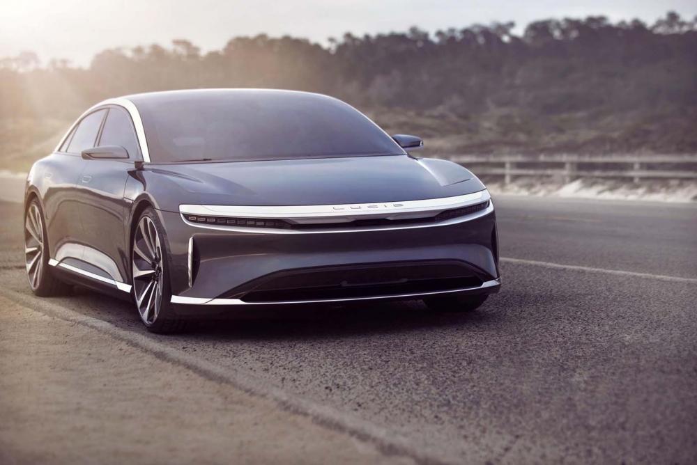 Lucid Motor chuẩn bị cho ra mắt sản phẩm để cạnh tranh trực tiếp với mẫu Model 3 của chính Tesla