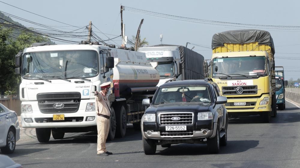 Giúp quá trình vận chuyển hàng hoá được thông suốt