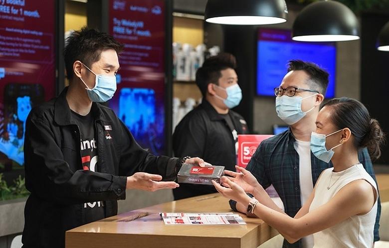 Với việc phát triển thương mại mạng 5G Singapore kỳ vọng sẽ dẫn dắt thị trường thương mại điện tử ASEAN