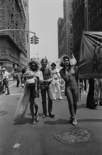 Marsha P. Johnson luôn là một phần không thể thiếu trong các cuộc đấu tranh đòi quyền tự do cho người đồng tính