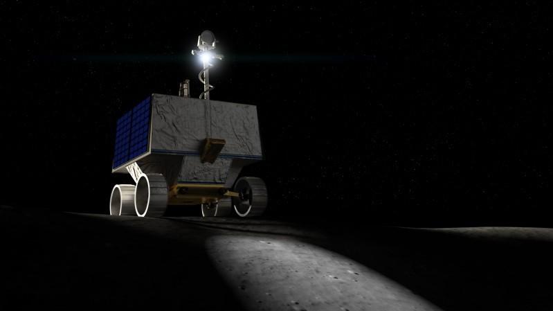 """Mẫu xe tự hành VIPER sẽ được các nhà khoa học NASA sử dụng để tìm kiếm sự sống trên """"nhà của chú Cuộ"""""""
