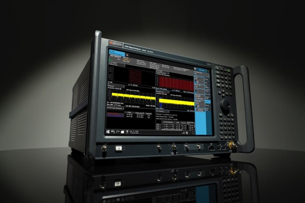N9042B UXA X Series với những cập nhật hiệu năng đo kiểm giúp sóng 5G có thể được đảm bảo chất lượng khi ứng dụng kết nối trong lĩnh vực không gian vũ trụ