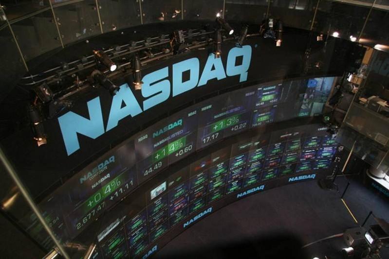 """Nasdaq Composite """"khở sắc"""" và lập kỷ lục mới bất chất thị trường chứng khoán Mỹ """"ngập"""" trong sắc đỏ trước lo ngại của biến thể Delta"""