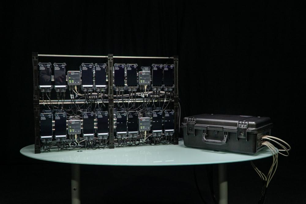 Hệ thống thiết bị Nemo Network Benchmarking (NBM) kết hợp với ứng dụng sẽ cho ra kết quả tin cậy về mức độ hài lòng của người dùng đối nền tảng mạng viễn thông được đo kiểm