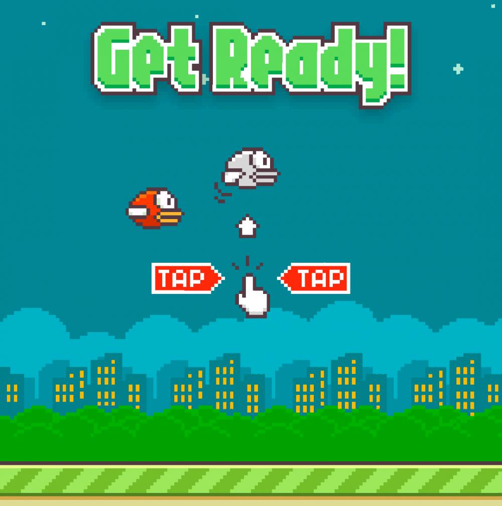 Với Flappy Bird năm 2015 đã tạo bước đột phá cho ngành công nghiệp Game Việt Nam